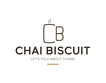 First cut logo for Chai Biscuit