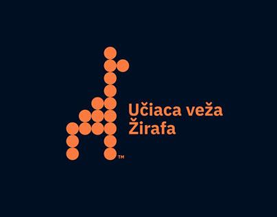 Uciaca veza Zirafa - identity