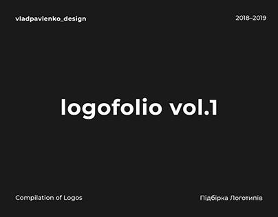 logofolio vol.1 [2018–2019] Minimal LOGOS