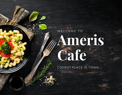 Food Restaurant Recipe Presentation - Ameris