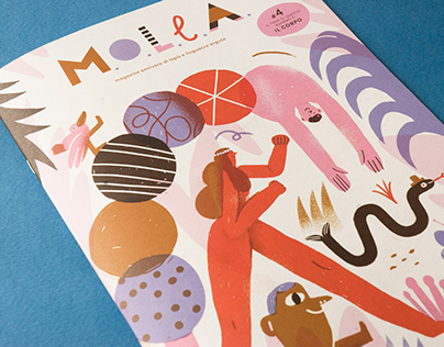 M.O.L.L.A. magazine for curious children, 4rd issue