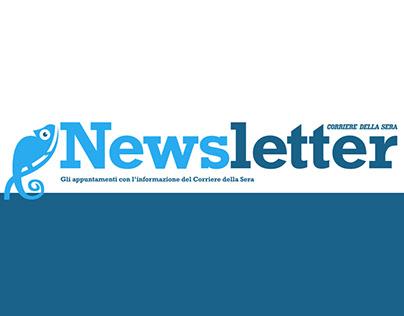 CORRIERE DELLA SERA - Futura newsletter