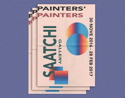 Painters' Painters: Exhibition Design