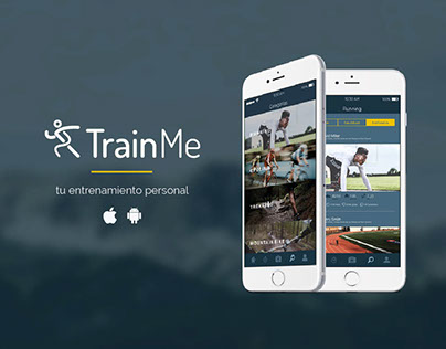 TrainMe, tu entrenamiento personal
