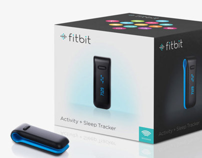 Fitbit packaging