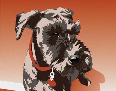 Obby & Oscar Illustration