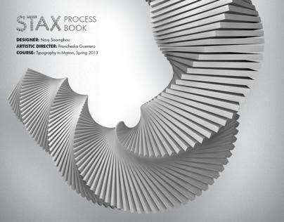 STAX | Expressive Typeface Design