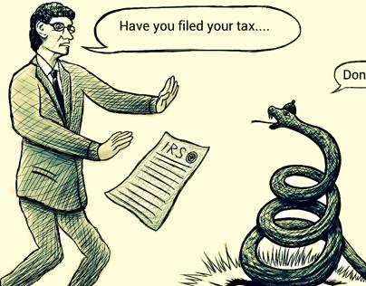 IRS vs. Tea Party