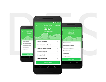 FarmSmart Android App UI/UX