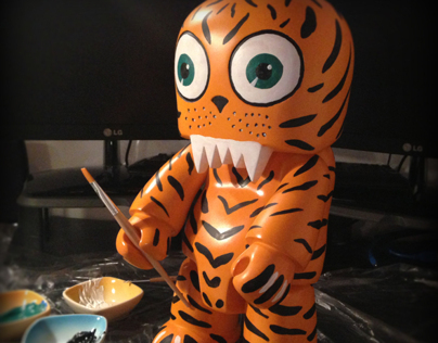 Qee Tiger