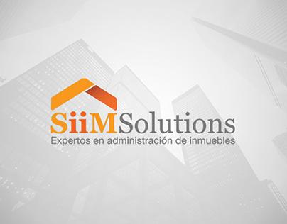 SIIM Solution. Administrador de condominios