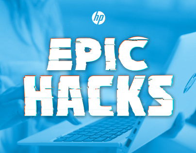 HP Epic Hacks Commercials