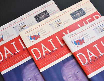 DAILY WEB - NEWSPAPER