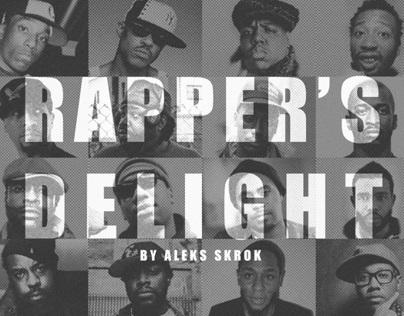 RAPPER'S DELIGHT 2013