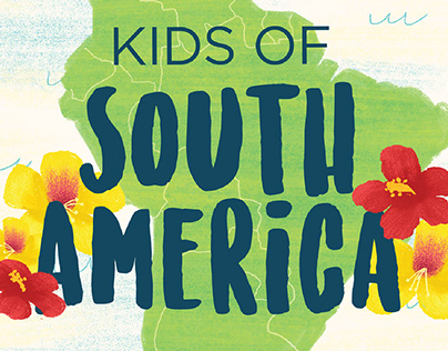 Kids of South America