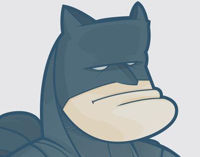 Batman by Skip