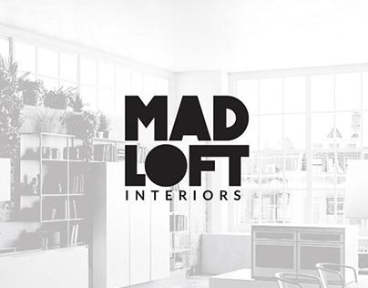 Mad Loft Interiors logo