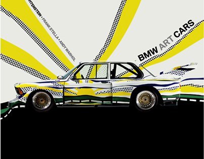 BMW art card.
