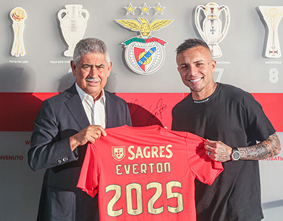 Contratação Everton Soares