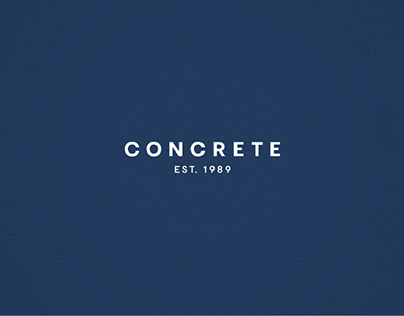 Concrete - Safety Measures Shopping Experience