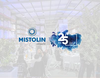 Evento 25 Anos Mistolin Company