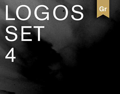 LOGOS - SET / 4 .