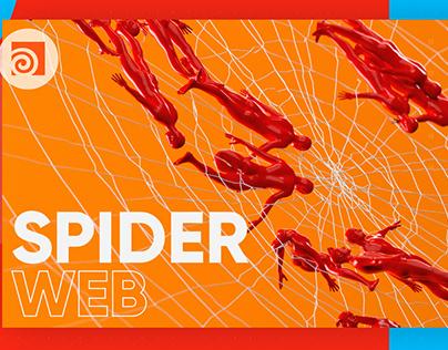 Houdini Sticky Spiderweb - Halloween Tutorial