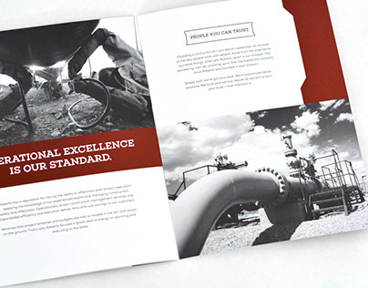 Roberts Pipeline Brand Identity and Collateral