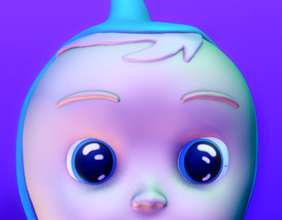 Sharky Baby 3d