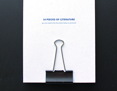 14 pieces of literature