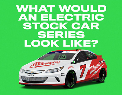 What Would an Electric Stock Car Series Look Like?