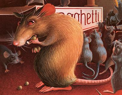 Illustrations of Fairy tales