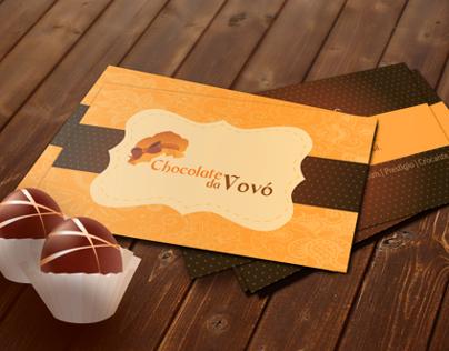 Branding - Chocolate da Vovo