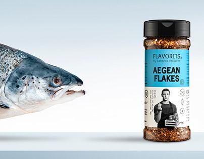Flavorites® total branding