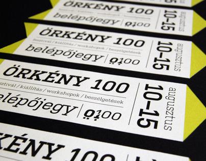 ÖRKÉNY 100