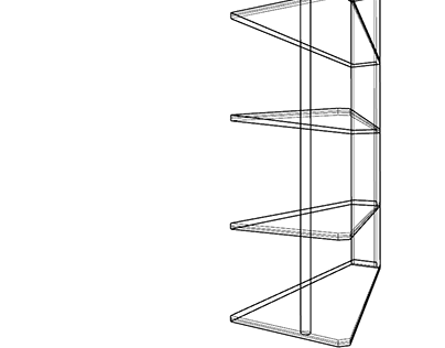 ARCHI :: adaptative bookshelf