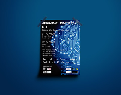 Poster Jornadas de Ciberseguridad