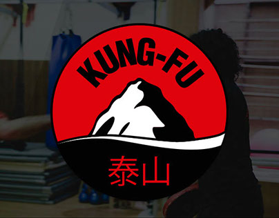 Kung-Fu Coruña graphic identity & web