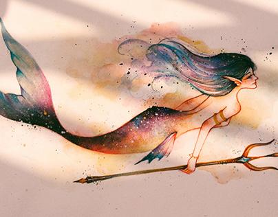 mermaid 人魚