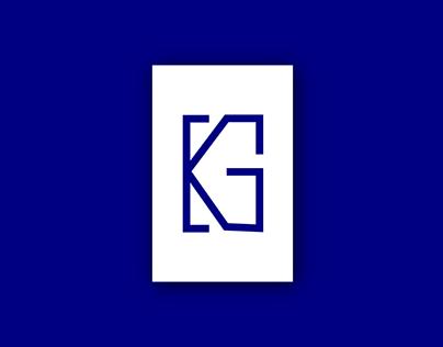 KG monogram Logo
