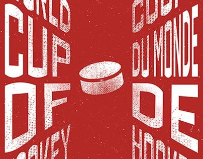 World Cup of Hockey Rebrand
