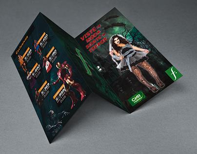 Catálogo Halloween │ Saga Falabella