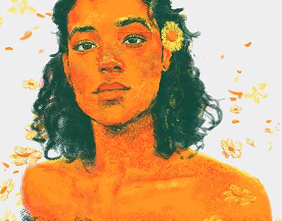 Seasons / Digital Art