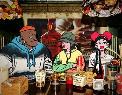 HYPEBEAST seoul bourbon bar tour