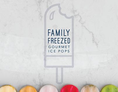 Family Freezed Rebrand