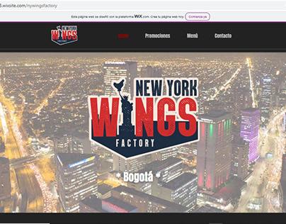 Diseños página Web