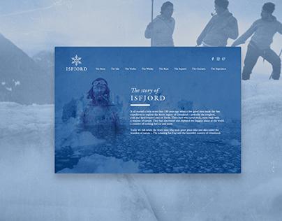 Isfjord Responsive Design