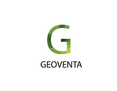 Logo concept for geodesy company
