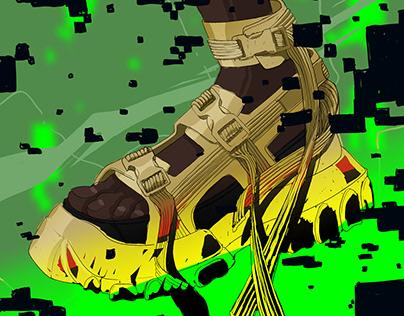 Rick Owens Womens Sandal SS18