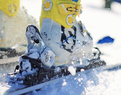 Ski Racing - Promotional Video